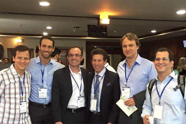 Grupo de Ombro participa de grande evento em São Paulo