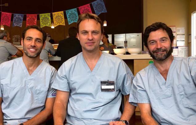 Visita ao laboratório de videoartroscopia Smith & Nephew