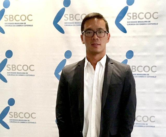 Dr Fabio Matsumoto no Fórum SBCOC.
