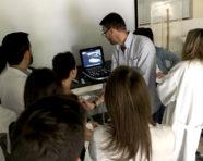 Aula de Ultrassom do Ombro com o Radiologista Dr Daniel Zimmermann