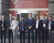 Grupo no Congresso Sulbrasileiro de Ortopedia e Traumatologia em Bento Gonçalves