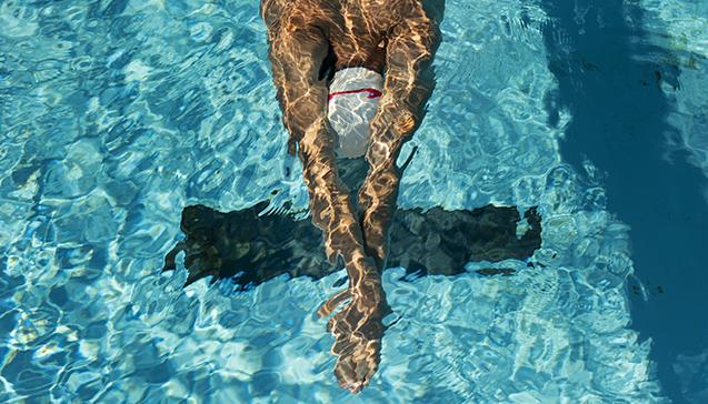 Ombro de nadador